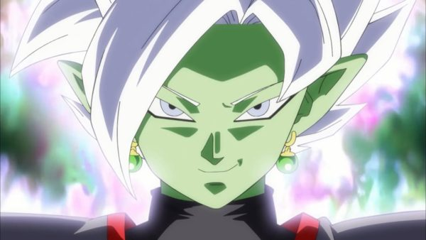 Fused Zamas in the Future Trunks Saga
