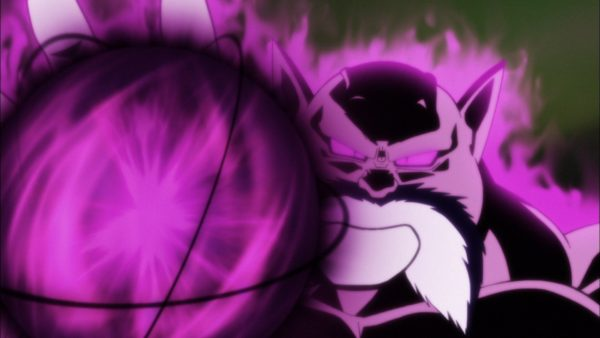 Toppo Candidate of God of Destruction in DBS 125