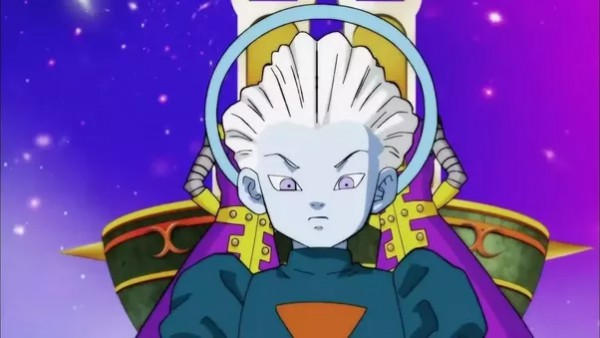 Dragon Ball Super villain The Great Priest