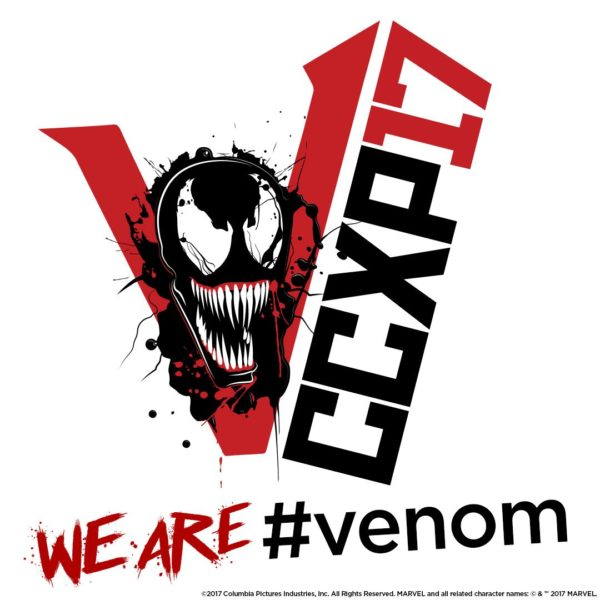 Venom's artwork quoted We are Venom