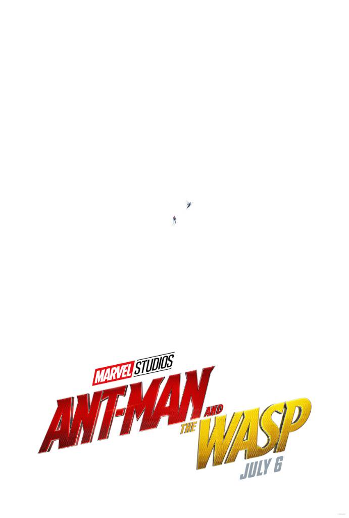 Marvel's Ant-Man And The Wasp 2018