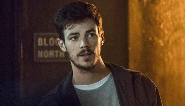 Grant Gustin as Barry Allen in the flash s04x13
