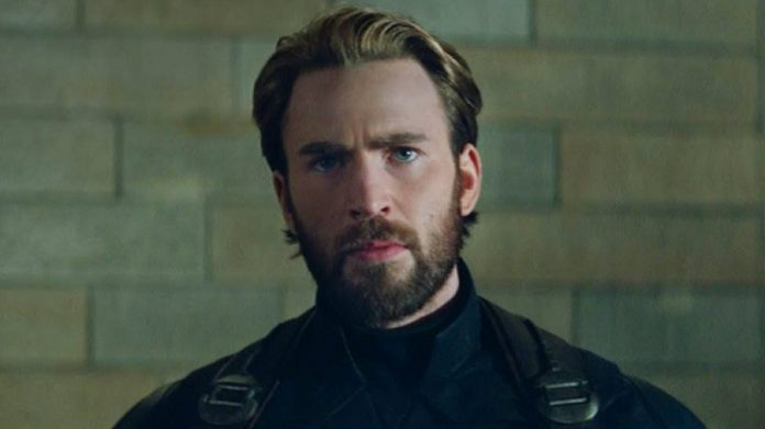 Chriis Evans as Steve Rogers