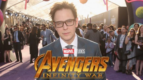 James Gunn praised Avengers Infinity War as Incredible