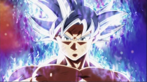 Goku's True ultra instint form Dragon Ball Super episode 129