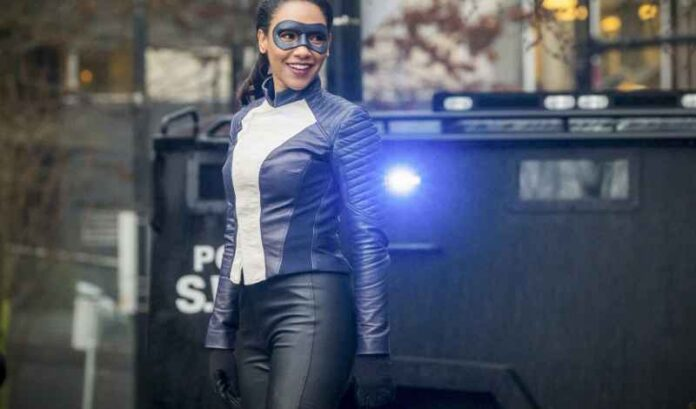 iris west as the flash