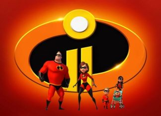 Incredibles 2 trailer poster