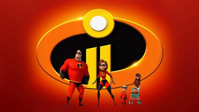 Incredibles 2 2018 Movie poster
