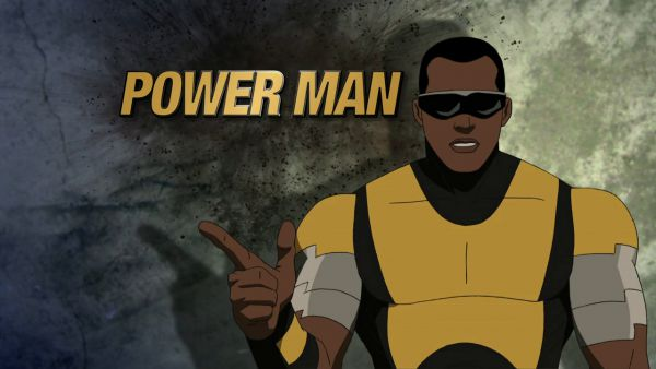 Luke Cage as Power Man most powerful marvel hero