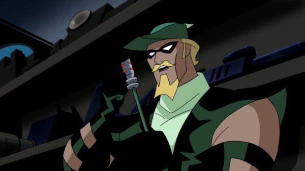 Green Arrow in Justice League series