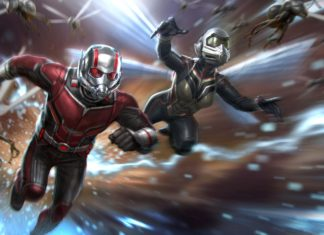 Ant-Man and the Wasp Hot toys action figuers