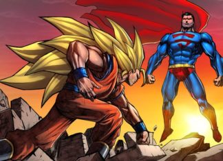 Goku vs Superman who would win fight
