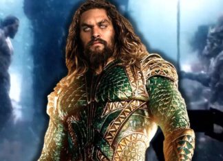 Jason Momoa as Aquaman most powerful dc character