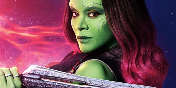 Gamora strongest marvel female superhero