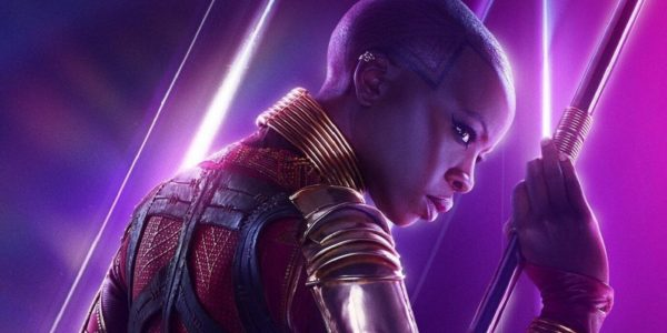 Okoye female mcu superhero