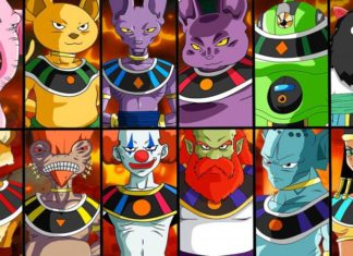 All gods of destruction