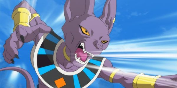 Beerus Strongest God of Destruction