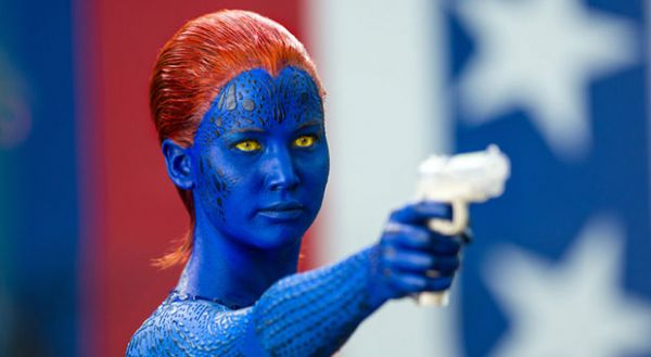 Mystique female x men character