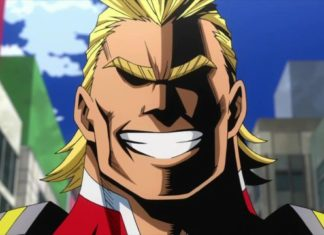 Strongest My Hero Academia Characters All Might