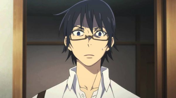 satoru in erased time travel anime series