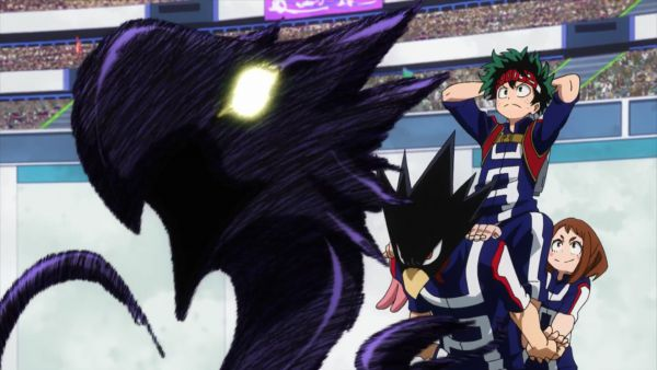 fumikage tokoyami strongest quirk
