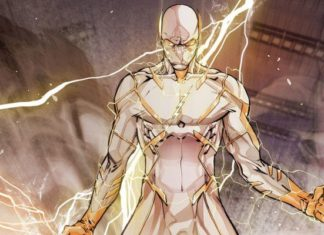 godspeed the flash rebirth
