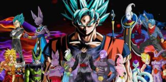 Strongest Dragon Ball Super characters Goku