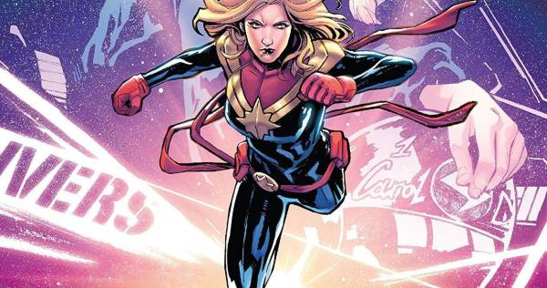 captain marvel faster