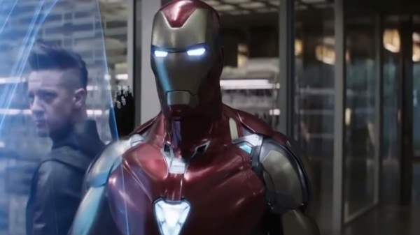 avengers endgame iron man suit