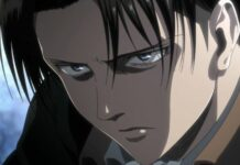 captain levi in attack on titan 3