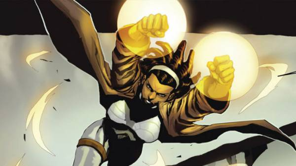 Monica Rambeau as Spectrum