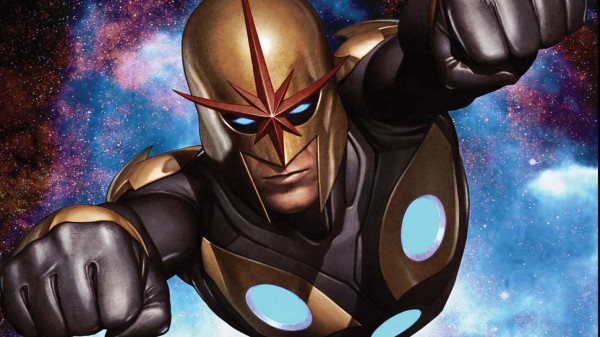 Richard Rider as Nova fastest marvel superhero