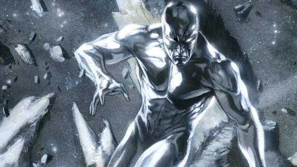 SIlver Surfer second fastest marvel character