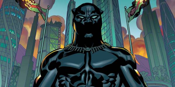 black panther marvel comics