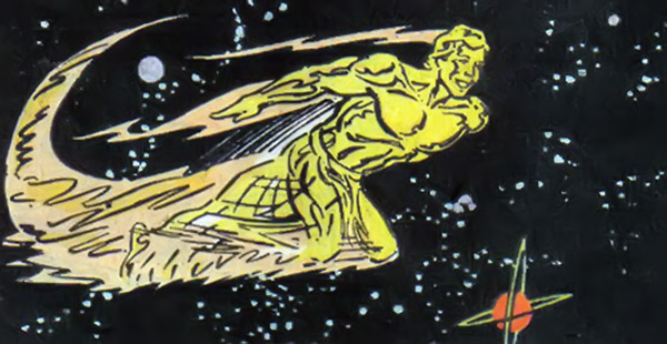 The Runner first fastest marvel speedster
