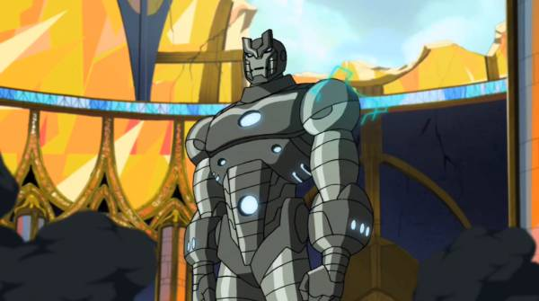 Uru Armor The Avengers: Earth's Mightiest Heroes