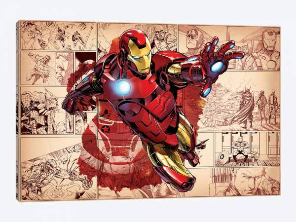 Iron Man from Marvel comics