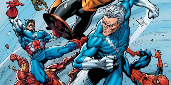 Quicksilver marvel's fastest superhero