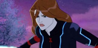 black widow facts marvel