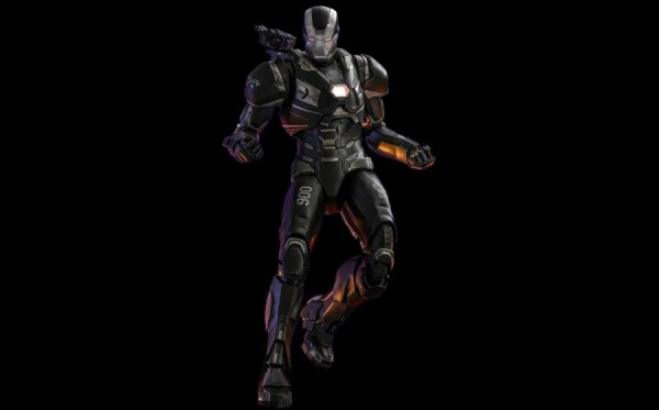 war machine iron man suit