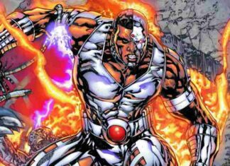 cyborg dc comics facts
