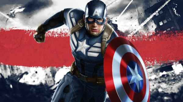Steve Rogers as captain america facts