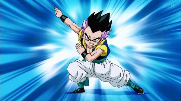 trunks goten fusion gotenks