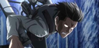levi ackerman Strongest Attack On Titan Characters