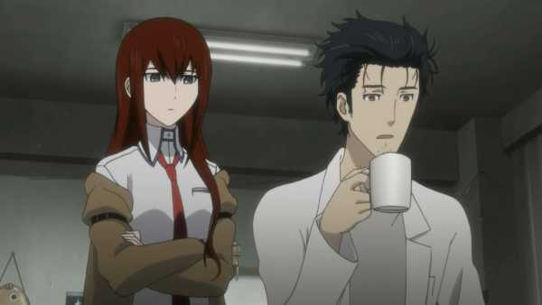 makise kurisu steins gate