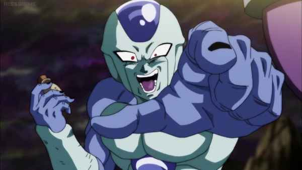 frost dragon ball super