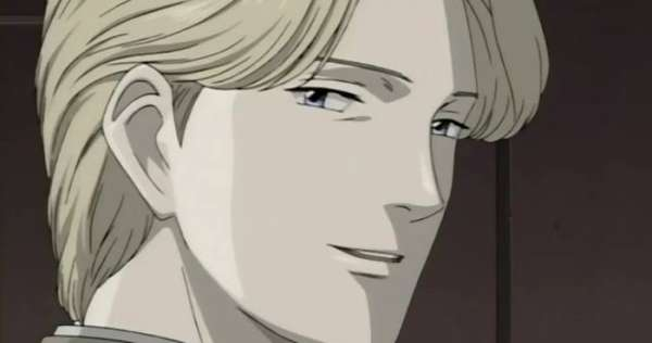 johan liebert monster anime series