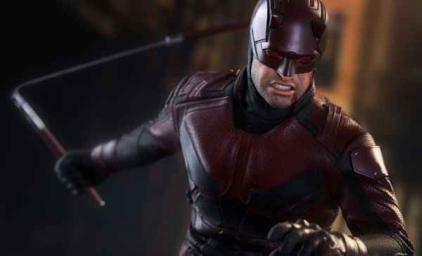 Matt Murdock as daredevil
