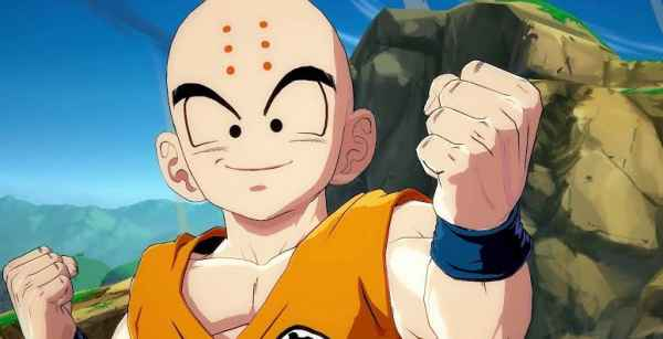 krillin dragon ball super