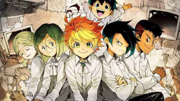 the promised neverland best anime series